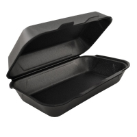 Lunchboxen IP10  anthrazit 500 Stk.